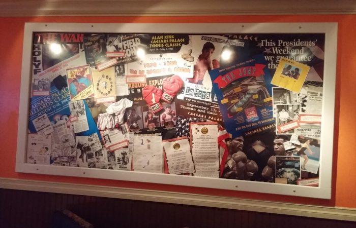 Old Las Vegas Sports History