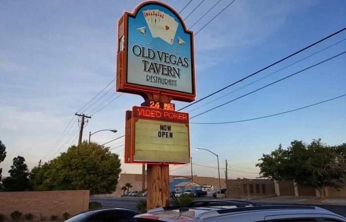 Old Vegas Tavern Open 24 Hours In Las Vegas