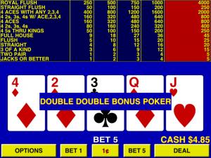 Bar With Video Poker East Las Vegas